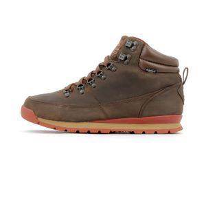 BOTTE Chaussure de randonnée en cuir The North Face BACK