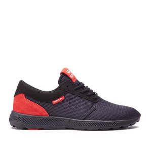 BASKET Chaussures SUPRA HAMMER RUN black risk red