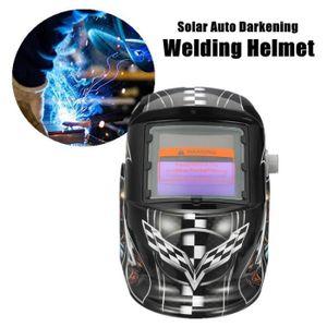b90655cce43377 LUNETTE - VISIÈRE CHANTIER Masque de soudure cagoule casque soudage solaire  -