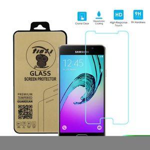 FILM PROTECT. TÉLÉPHONE tinxi® Protection écran verre trempé pour Samsung