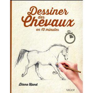 Livre dessin vigot achat vente livre dessin vigot pas cher cdiscount - Dessins de chevaux facile ...