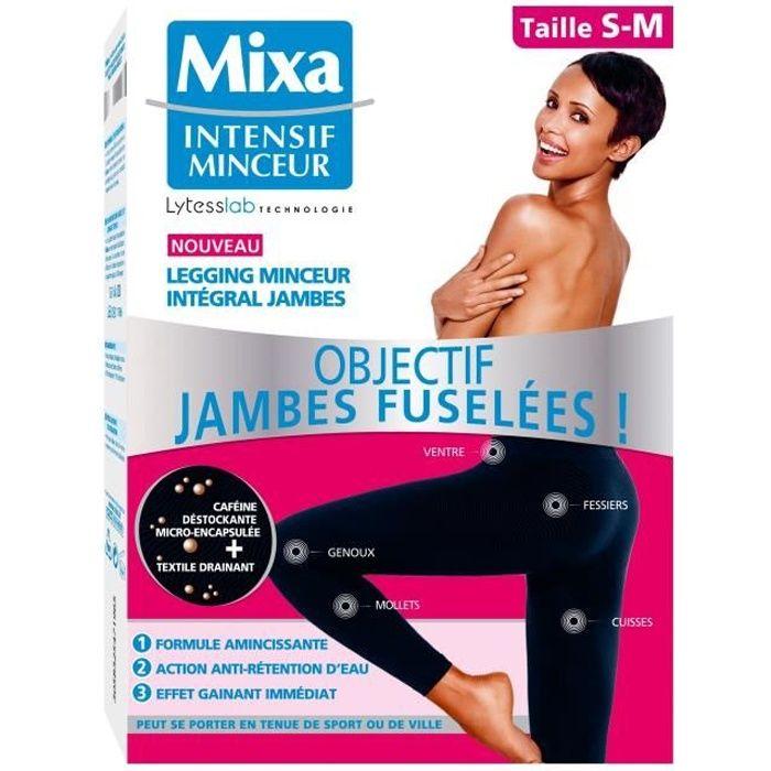 MINCEUR - CELLULITE MIXA Legging Minceur Noir Taille S/M (x1)