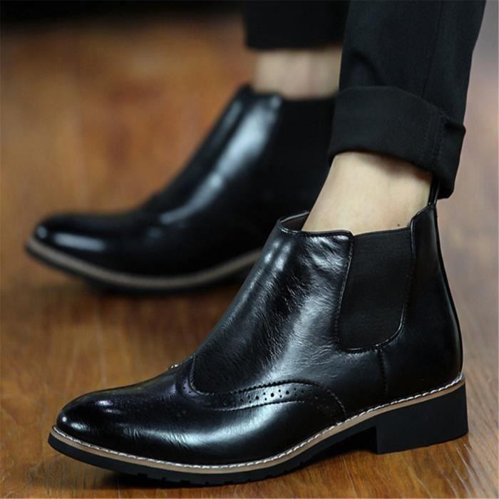 Chaussure Homme des bottes pour occasionnelsv 2LOYFkf