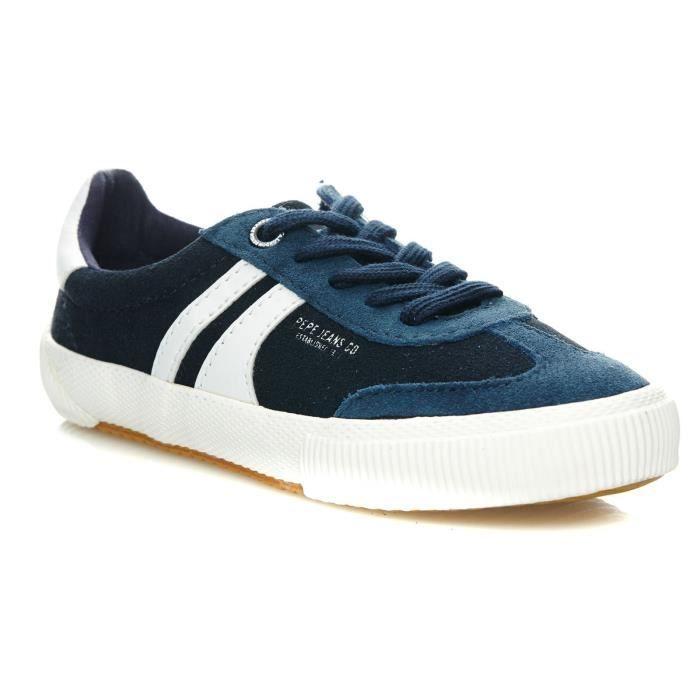 Gareth - Sneakers - bleu marine