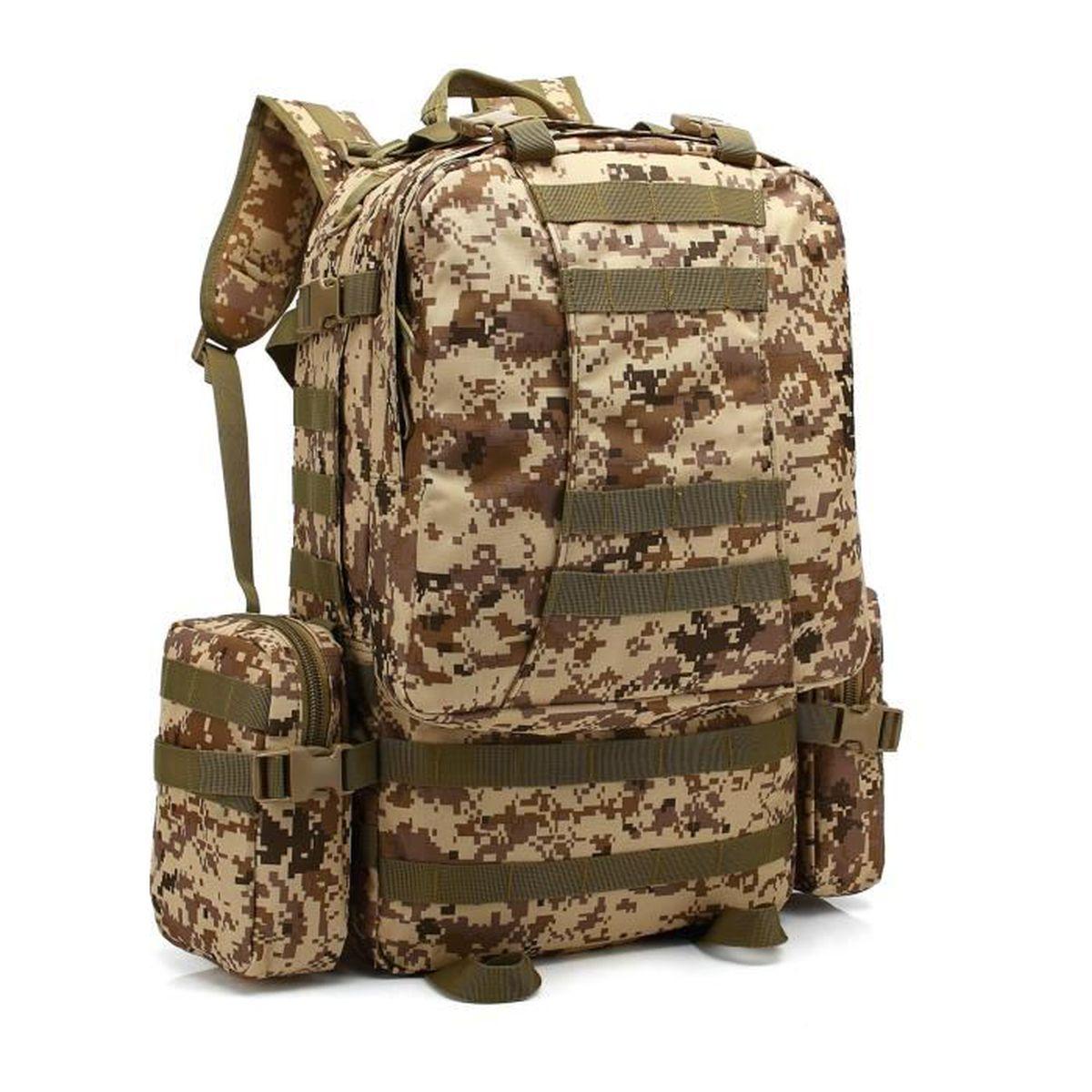 Camouflage fonction étanche combinaison sac sac Multi à tactique 188 ZUAaOx