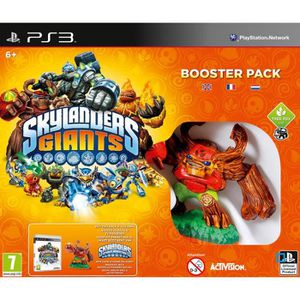 JEU PS3 BOOSTER PACK SKYLANDERS GIANTS / Jeu console PS3