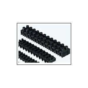 VOLTMAN Barrette de connexion - 10 mm - Noir