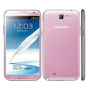 SMARTPHONE Rose pour Samsung Galaxy Note 2 N7105 16GB occasio