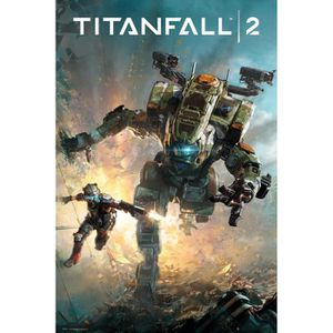 AFFICHE - POSTER Maxi Poster Titanfall 2 Cover