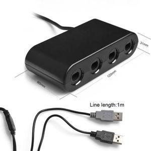 MANETTE JEUX VIDÉO Kabalo GameCube GC - WaveBird câble convertisseur