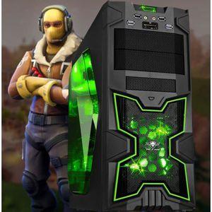 UNITÉ CENTRALE  Pc Gamer Fortnite X4 870K GeForce GTX1050 2Go Mémo