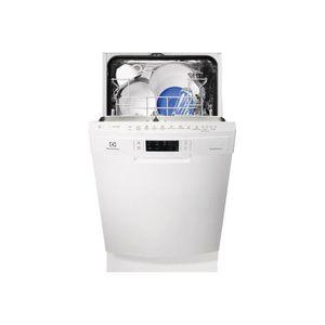 LAVE-VAISSELLE Electrolux ESF4513LOW Lave-vaisselle pose libre Ni