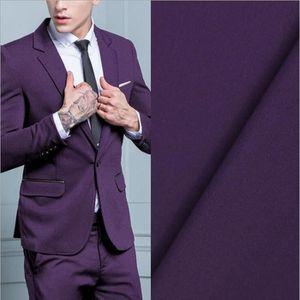 94689d5bcb9374 COSTUME - TAILLEUR Costumes Homme Marié Mariage Affaires violet Deux ...