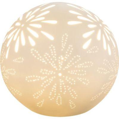 Boule Subara Porcelaine Lampe Blanche En Vente Achat bf76yg