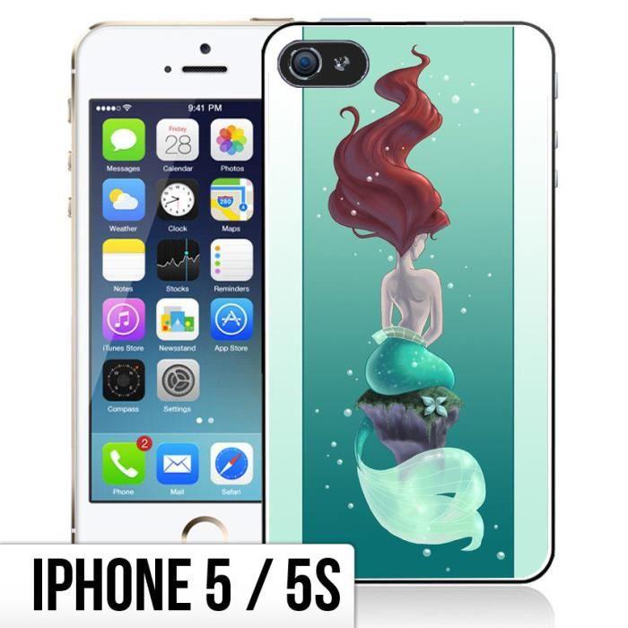 coque iphone 5 sirene