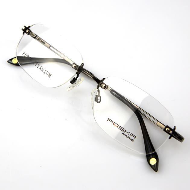 60cc37965b9eff ▷ Montures lunettes en titane   Infos et ressources
