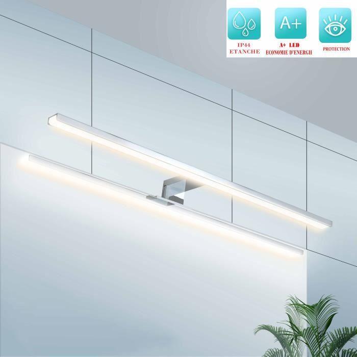 Eclairage led pour miroir salle de bains - Achat / Vente pas cher