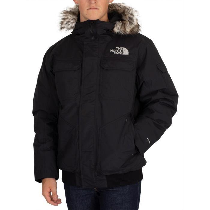 eec445a18a The North Face Homme Gotham Jacket, Noir Noir Noir - Achat / Vente ...