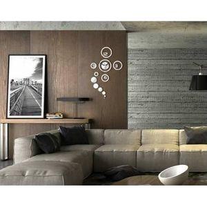 pendule murale design achat vente pendule murale design pas cher soldes d s le 10 janvier. Black Bedroom Furniture Sets. Home Design Ideas