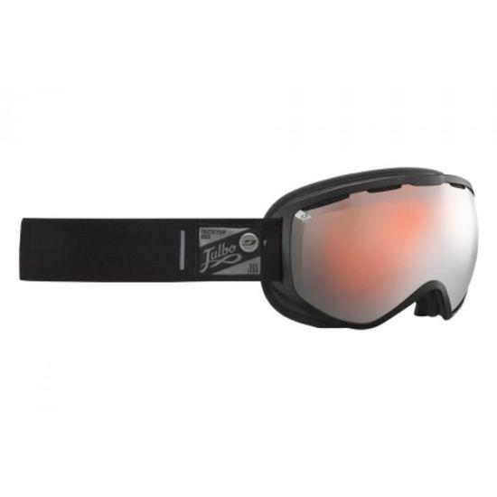Masque de ski mixte JULBO Blanc Airflux Blanc - Spectron 3+ - Prix pas cher  - Cdiscount a06af55cd324