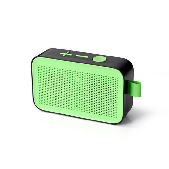 Portable Sans Fil Bluetooth Haut-parleur Stéréo Fm Pour Smartphone Tablet Bu @exq529