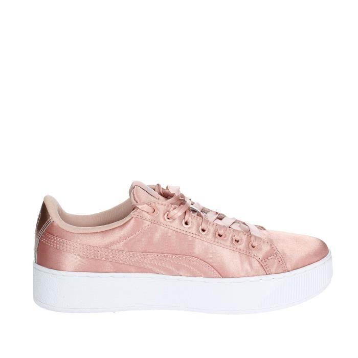 Puma Petite Sneakers Femme Rose, 36