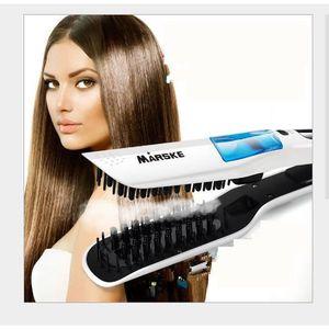 TONDEUSE CHEVEUX  Multifonction vapeur double perm cheveux raides ch