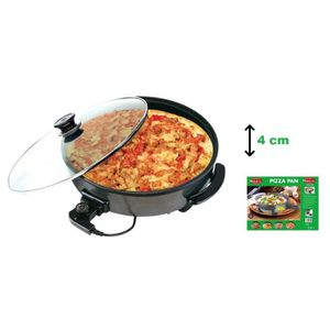 MULTICUISEUR Pizza Pan Maxell Power 1500W .30cm