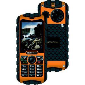 Téléphone portable Téléphone mobile tout-terrain HYUNDAI Strong