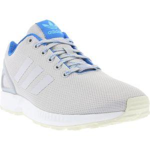 huge discount 2bbb3 8b92c BASKET adidas Originals ZX Flux Hommes Sneaker Gris S7910