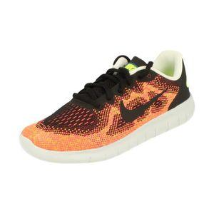 bd7f9a91a4da CHAUSSURES DE RUNNING Nike Free RN 2017 GS Running Trainers 904255 Sneak