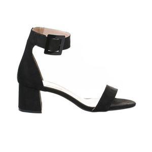 Nu pieds femme - STYME - Noir - SG4005 - Millim qRnrfpuB