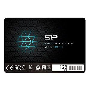 DISQUE DUR SSD Silicon Power 128GB SSD 3D NAND A55 SLC Cache Perf