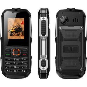 SMARTPHONE Téléphone Portable Étanche 1,8' IP68 Incassable Du