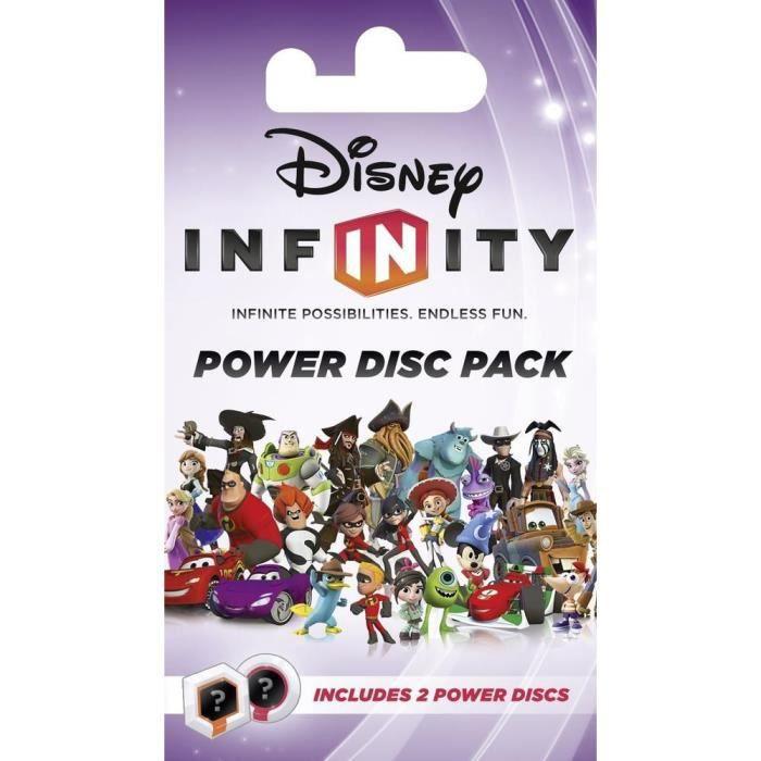 FIGURINE DE JEU Pack de Power Discs Disney Infinity 2.0: Marvel