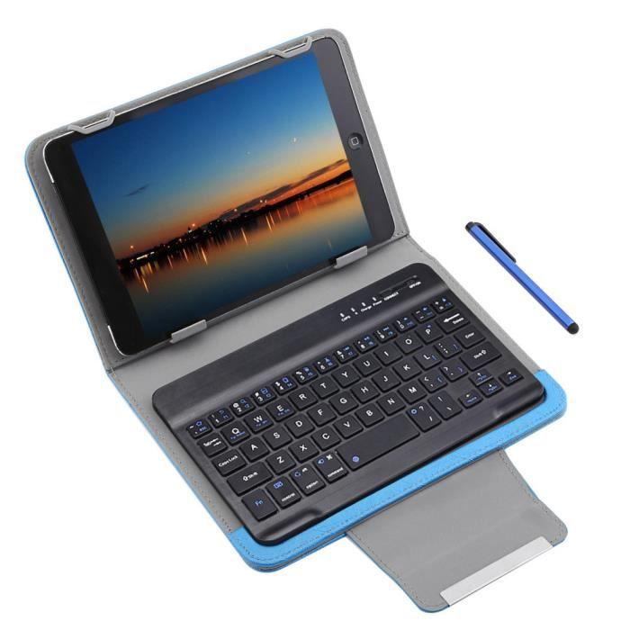 clavier sans fil pour tablette android achat vente pas cher. Black Bedroom Furniture Sets. Home Design Ideas