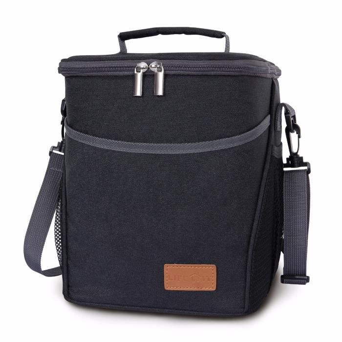 Sac isotherme repas adulte achat vente sac isotherme - Lunch box pas cher ...