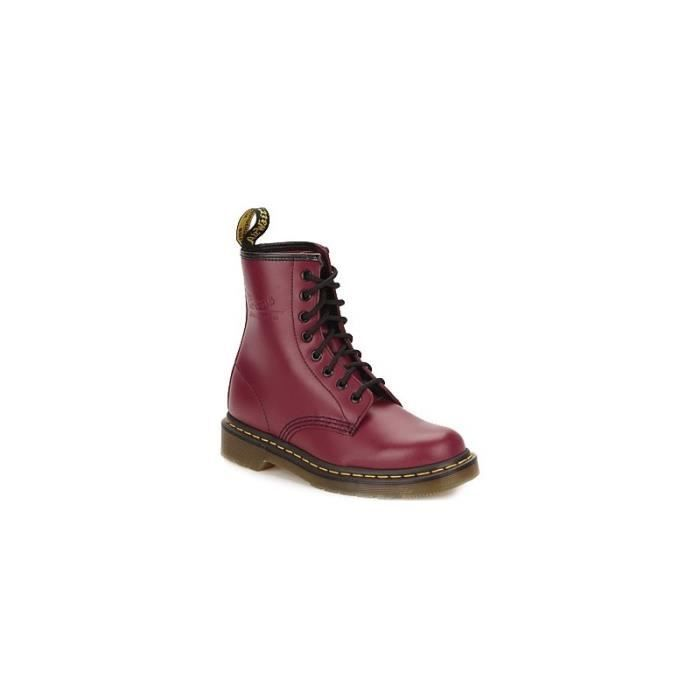 Chaussure Dr Martens 1460z cherry red