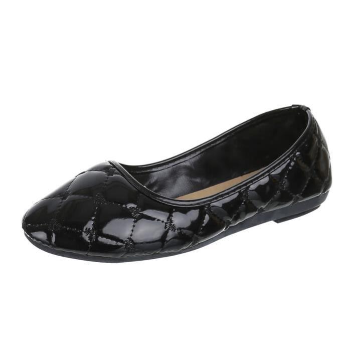 Chaussures femmes Ballerine Naht Decko Escarpins