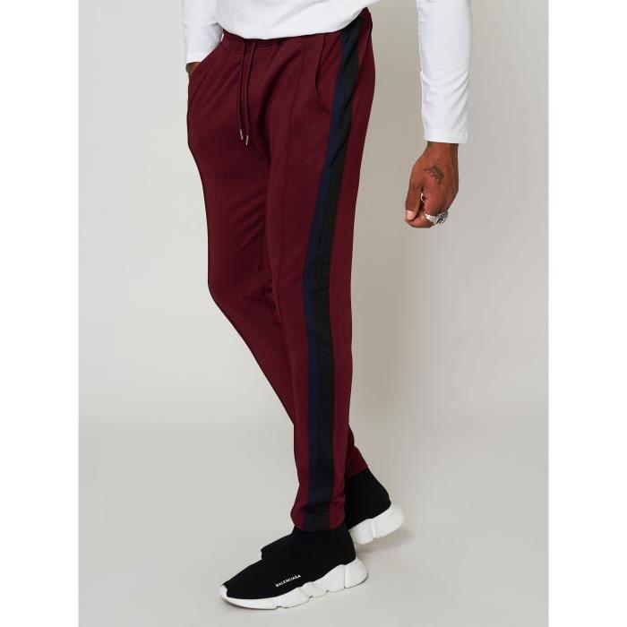 4d18b1f95be Pantalon de jogging à bandes contrastés Homme Project X Paris (M - Bordeaux)