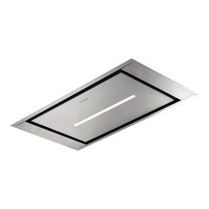 HOTTE Airlux AHPL128IX Hotte plafond largeur : 119.86 cm