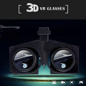 Lunettes connectées Elisona®  Lunettes de réalité virtuelle en 3D Film