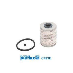 FILTRE A CARBURANT PURFLUX Filtre à gazole C493E