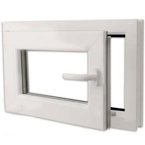FENÊTRE - BAIE VITRÉE 600x400mm Fenêtre oscillo-battante Poignée à droit