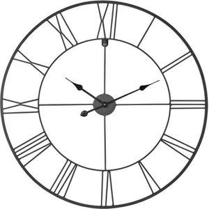 emotion horloge forge 80 cm achat vente horloge. Black Bedroom Furniture Sets. Home Design Ideas