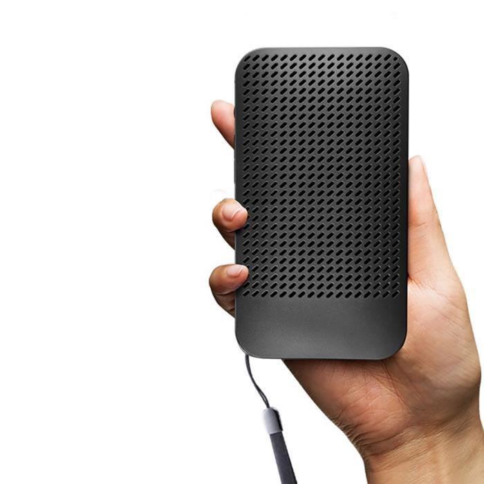 Mx7-b Extérieur Sans Fil Haut-parleur Portable Bluetooth Ultra-mince Mini De Poche @hot3955