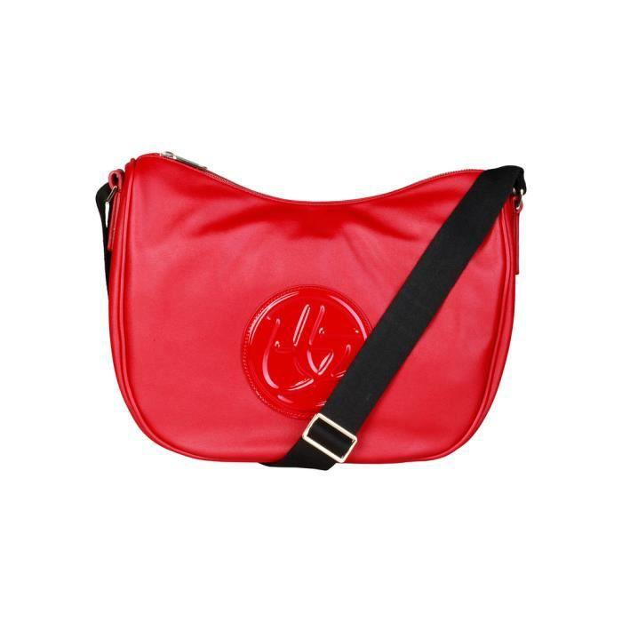 Byblos - Sac porté épaule pour femme (EVITA_675826_015_ROSSO) - Rouge