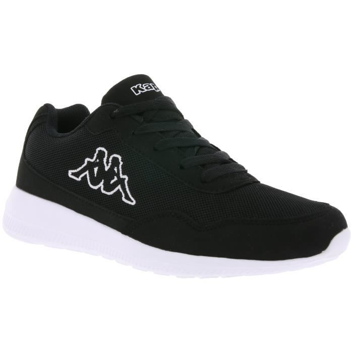 Kappa Sneaker Chaussures de course à pied pour Femme Apollo Black