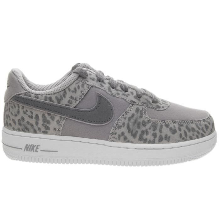 Basket Nike Air Force 1 LV8 (Ps) Nike Gris Gris Achat / Vente