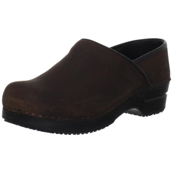 TONG Albertine Clog E6PJL Taille-35 1-2